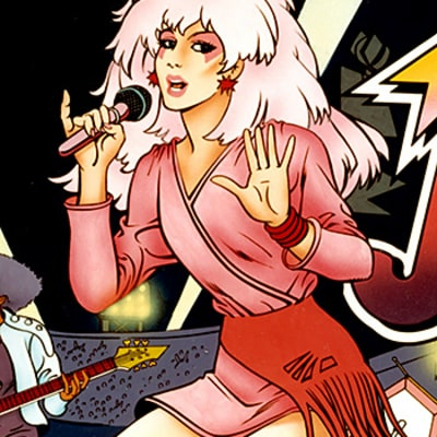 Jem and the Holograms Truly Outrageous Makeup Collection Will Make Your '80s Self Geek Out