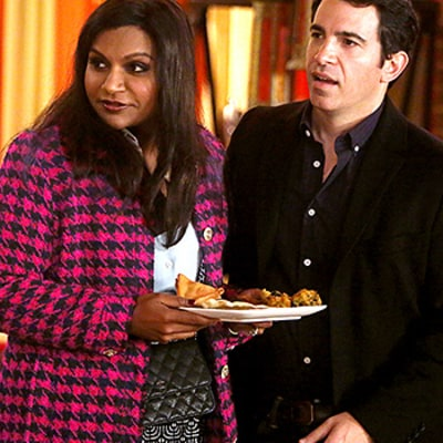 Mindy Lahiri's Flawless Coats Are About to Land in Your Wardrobe in Three, Two, One…