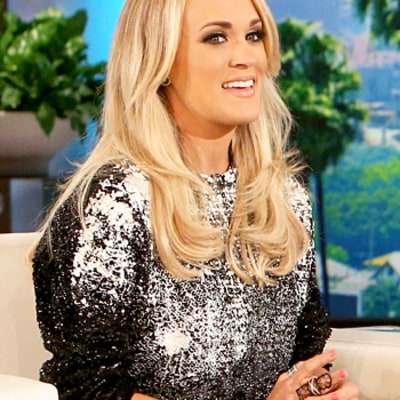 Carrie Underwood Gushes Over Son Isaiah: