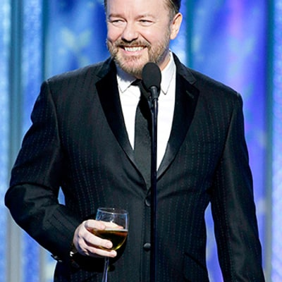 Ricky Gervais' Most Controversial Golden Globes Jokes: See His Most Cringeworthy Moments Now!