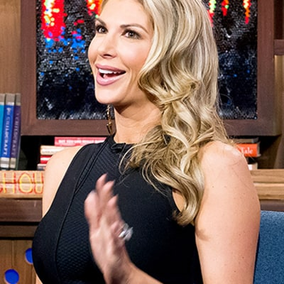 Alexis Bellino Thinks Everyone Should Leave Brooks Ayers Alone, Insists Her Letter to Tamra Judge Wasn't Judgmental