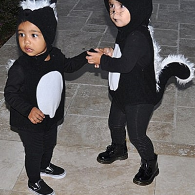 Celebrity Kids Show Off Their Cutest Halloween Costumes: Watch!