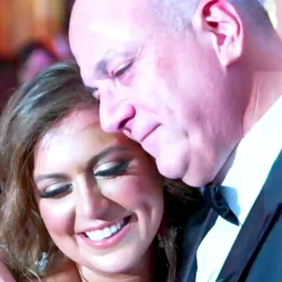 Lauren Manzo's Father-Daughter Wedding Dance With Albert Brings Everyone to Tears: Watch