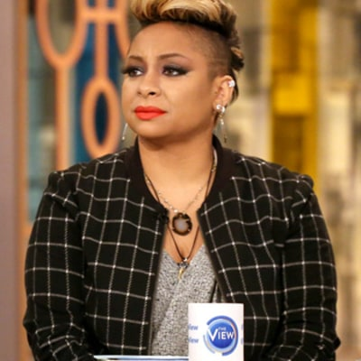 ABC Responds to Petition to Remove Raven-Symone From The View: