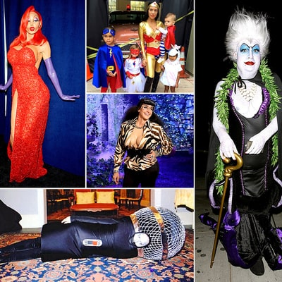 Celebrity Halloween Costumes 2015: What the Stars Wore
