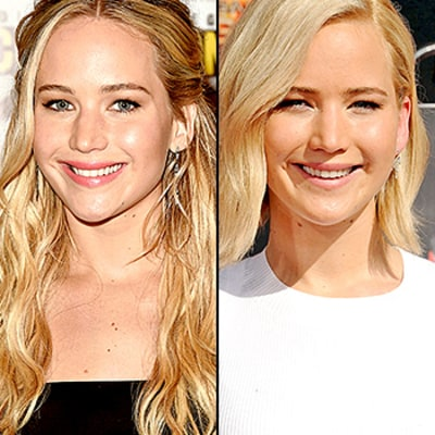 Jennifer Lawrence's Platinum Bob Makes Its Red Carpet Debut: See Her Dramatic Makeover!