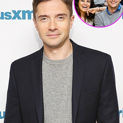 Topher grace and mila kunis kiss