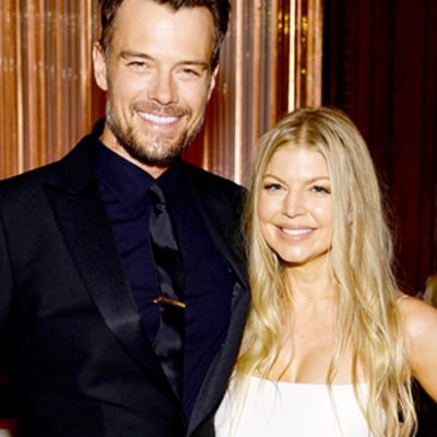 Josh Duhamel Reveals the Super Simple Pickup Line He Used on Wife Fergie: Watch!