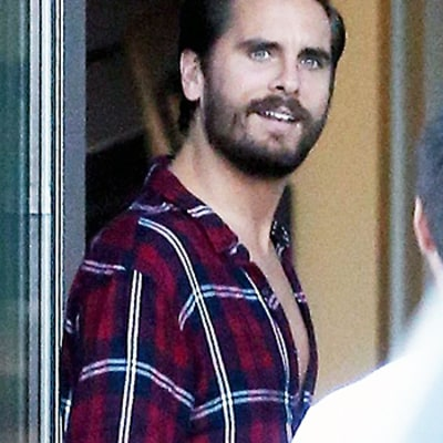 Scott Disick Looks Healthy, Happy After Rehab: See the Photos