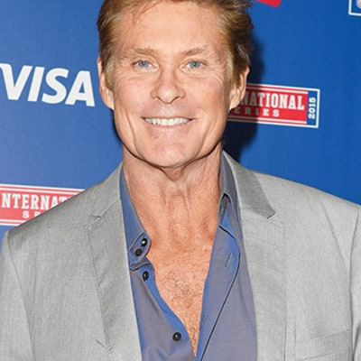 Did David Hasselhoff Really Change His Name to David Hoff?!