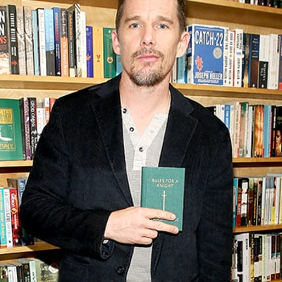 Ethan Hawke Opens Up About Parenting With Ex-Wife Uma Thurman
