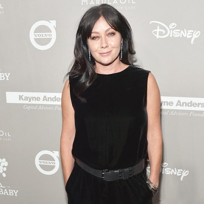 Shannen Doherty Steps Out for First Time Since Breast Cancer Reveal: Photo