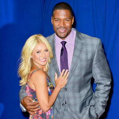 Michael Strahan Speaks Out About Kelly Ripa, 'Live' Scandal: 'I'm on the Other Side of the Dirt'