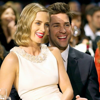 John Krasinski Saw Emily Blunt's Movie 'Devil Wears Prada' 50 Times Before They Met