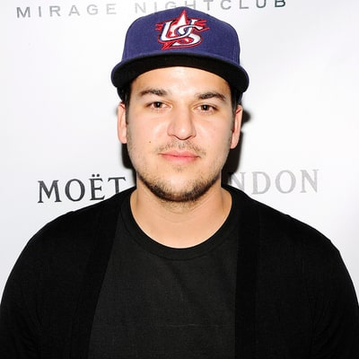 'Doting Future Stepfather' Rob Kardashian Took King Cairo to Sky Zone — All the Details!