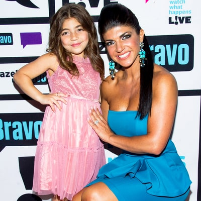 Teresa Giudice: Husband Joe Giudice's Prison Time Is Extra Tough on 'Sensitive' Daughter Milania