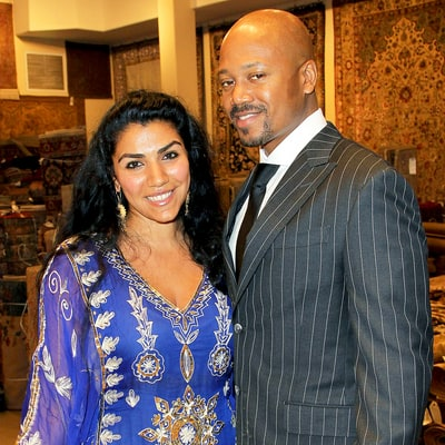 Shahs of Sunset's Asa Is Pregnant! Expecting First Child With Jermaine Jackson II