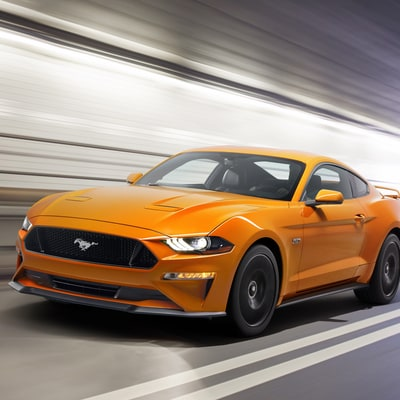 First Look: 2018 Ford Mustang