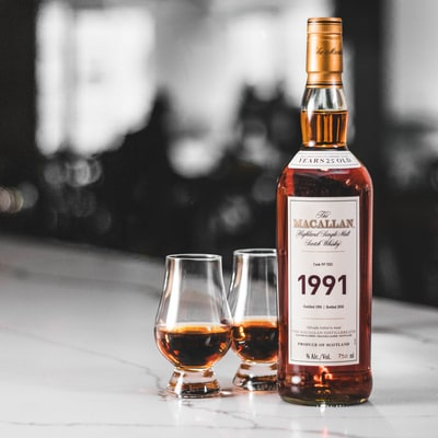 Macallan's Newest Single Cask Release Is One Rare Gem — And Priced Accordingly