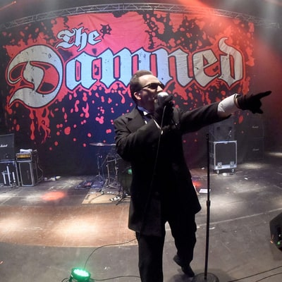 Punk Legends the Damned Plot North American Tour, New LP