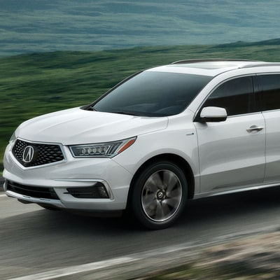 First Look: 2017 Acura MDX