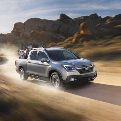 First Look: Honda's Ridgeline Truck