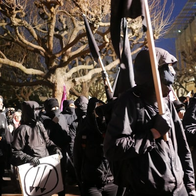 Antifa and the 'Alt-Left': Everything You Need to Know