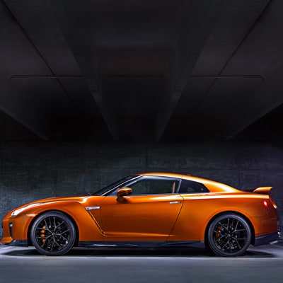 First Look: 2017 Nissan GT-R
