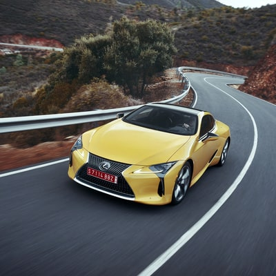 Lexus LC 500 Test Drive: The Well-Heeled Sports Car We've Been Waiting For