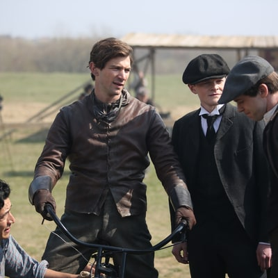Behind the Discovery Channel's 'Harley and the Davidsons'