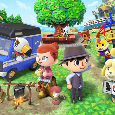 Daily Glixel: 'Animal Crossing' Mobile Game Details Incoming