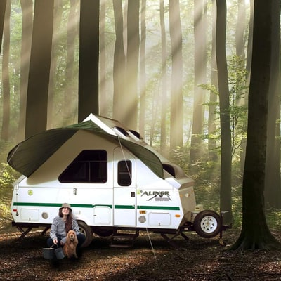 Adventure in Tow: 5 Lightweight Campers with All the Amenities