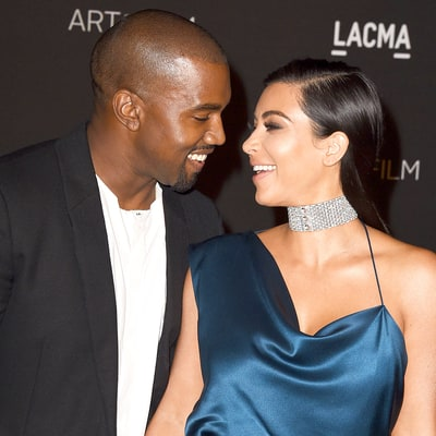 Kanye West Gives Kim Kardashian a Priceless 36th Birthday Present — See It Here