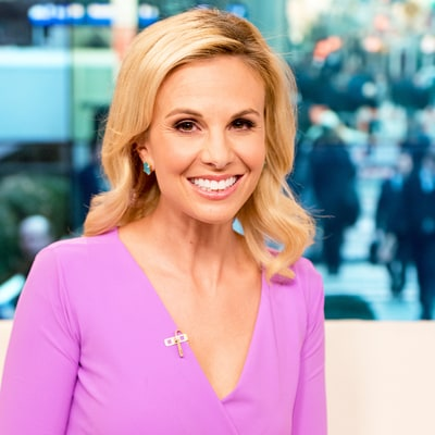 Elisabeth Hasselbeck Cries on Her Final Day at 'Fox & Friends'