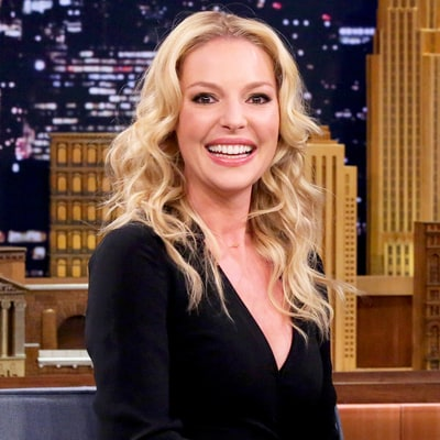 Katherine Heigl Is 'Trying Really Hard to Stop' Eating Junk Food During Her Pregnancy
