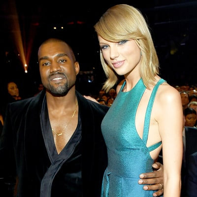 Taylor Swift's Brother Austin Swift Throws Yeezy Shoes in Trash After Kanye West Raps About Sex With Her