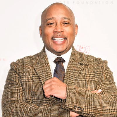 Shark Tank's Daymond John and Longtime Girlfriend Welcome First Baby Together