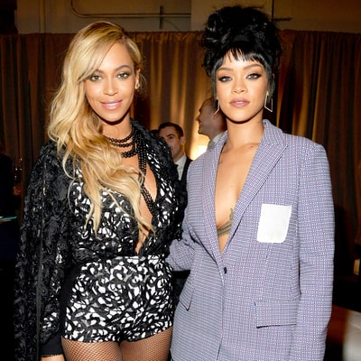 Rihanna Denies Dissing Beyonce After Grammy Nominations 2017 Snub: Stop Pitting 'Black Women Against Each Other'