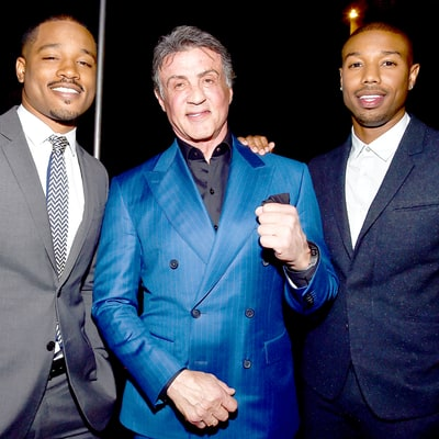 Sylvester Stallone Was Ready to Boycott the Oscars for His 'Creed' Director, Costar Michael B. Jordan