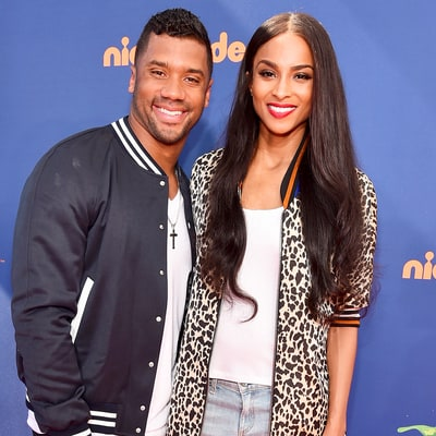 Russell Wilson Gushes About Fiancee Ciara and Her Son Future: 'You Both Bring Me Pure Joy'