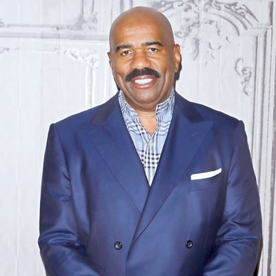 Steve Harvey Weighs In on Oscars 2016 Boycott: 'Nobody Knows Who the Academy Is'