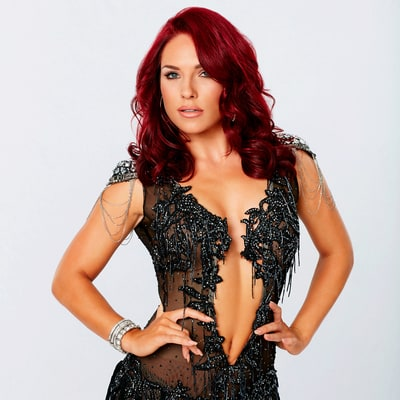 Dancing with the Stars' Sharna Burgess: 25 Things You Don't Know About Me: 'I'm Incredibly Clumsy Unless I'm Dancing!'