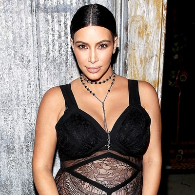Kim Kardashian's Paris Limo Drivers Arrested in Connection to Robbery