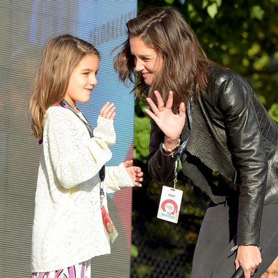 Katie Holmes Gave Herself a Curfew So She Could Be Home to Care for Daughter Suri