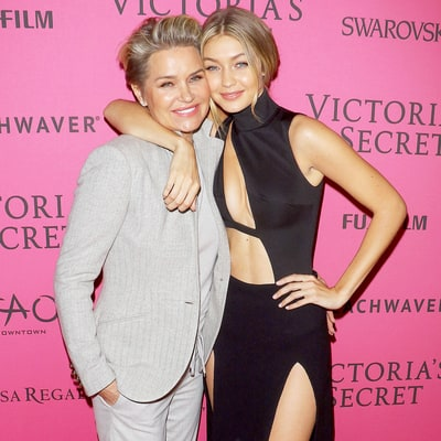 Yolanda Foster Was the Real Star of Gigi Hadid's 21st Birthday — As Ex David Foster Looked On