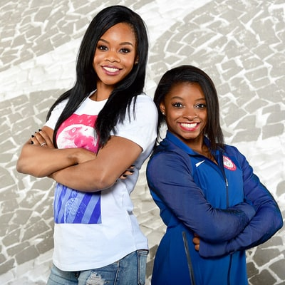 Simone Biles and Gabby Douglas Are Strong AF in New Nike Campaign: Watch!
