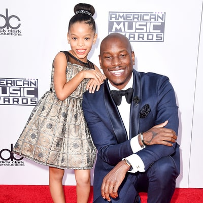 Tyrese Buys His 8-Year-Old Daughter Shayla Her Own Island for Christmas