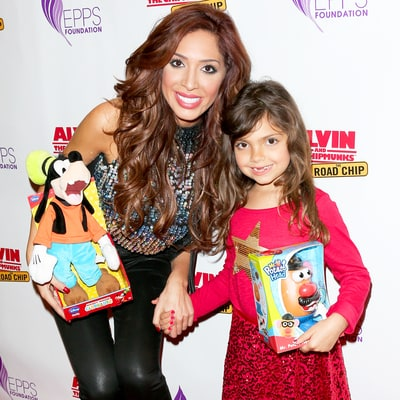 Farrah Abraham Opens Up About Daughter Sophia, 7, Getting Modeling Jobs and Landing an Agent