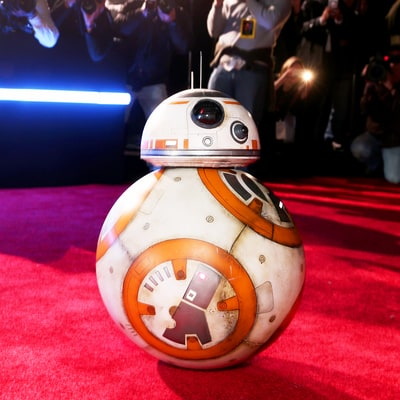 Star Wars: The Force Awakens' BB-8 Is Voiced by…