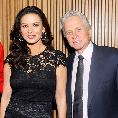 Catherine Zeta-Jones' Teen Daughter Looks Just Like Her ...